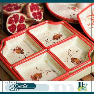 Ceramica artesanal decorativa
